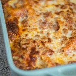 Easy Meat Lasagna Recipe