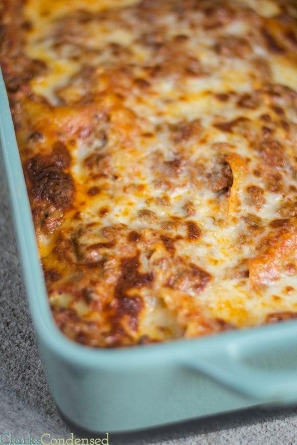The Best Easy Lasagna Recipe