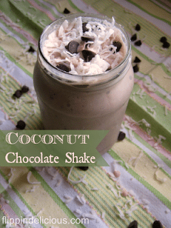 Coconut%2BChocolate%2BShake 50 Delicious Dairy Free Recipes