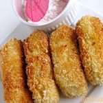 Copycat Tucanos Fried Bananas
