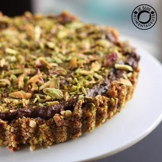 Pistachio%2BChocolate%2BCheesecake%2Bwith%2BCashew%2BDate%2BCrust 50 Delicious Dairy Free Recipes