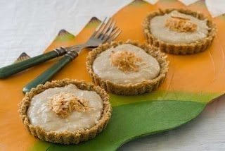 gluten free dairy free coconut tarts1 50 Delicious Dairy Free Recipes