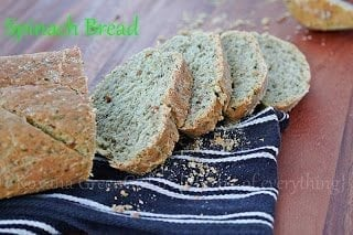spinach and quinoa bread1 50 Delicious Dairy Free Recipes