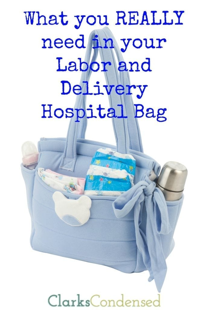 What To Pack In Hospital Bag You Actually Need