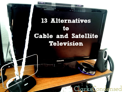 12 Alternatives To Cable And Satellite Television