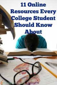 10 Helpful Websites for College Students