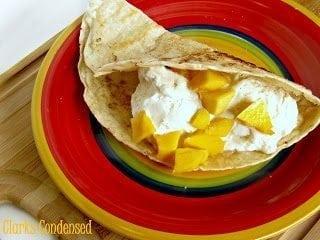 Mango Taco Recipe