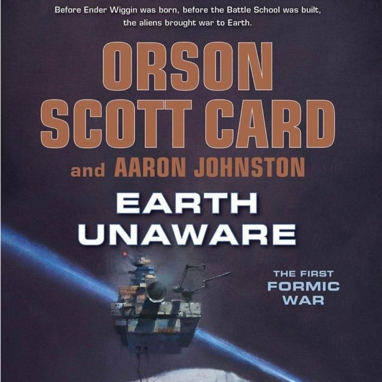 Earth Unaware Earth Unaware Book Review