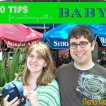 10 Tips For Vacationing With a Baby
