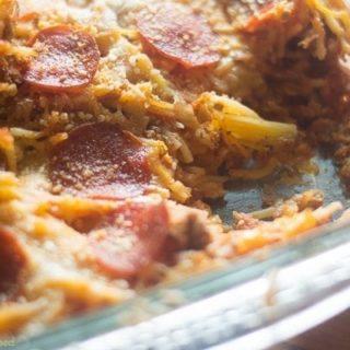 Pizetti: Spaghetti and Pizza