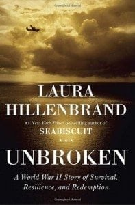 Book Review: Unbroken by Laura Hillenbrand
