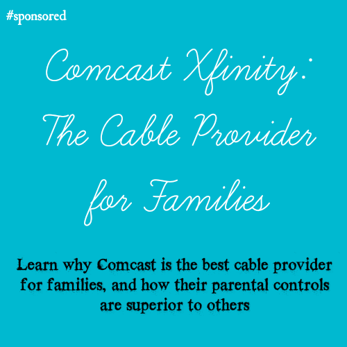 Comcast Xfinity: The Cable Provider for Families