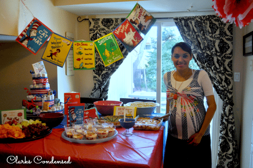 All Of The Decorations And The Invitations Were Homemade, With A Special  Thanks To Google Image Search And Pinterest.
