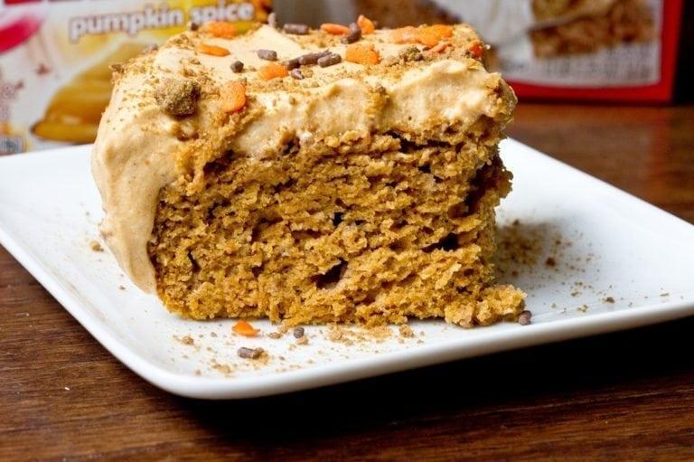 Easy-Low-Fat-Pumpkin-Sheet-Cake-8