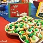 Dr. Seuss Baby Shower Food, Part One