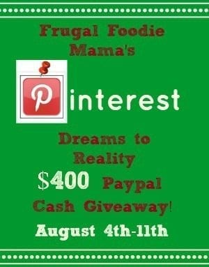 Dreams to Reality $500 Paypal Cash Giveaway