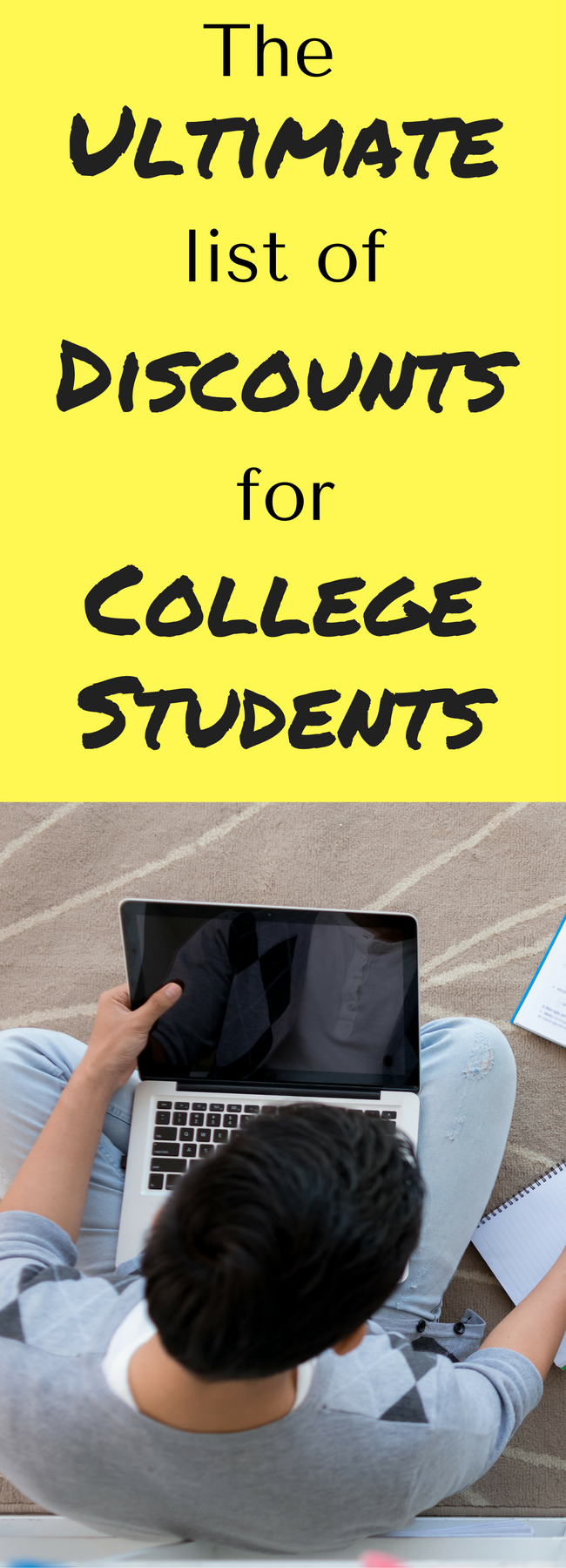 The best college student discounts 2018 the ultimate list of discounts for college students college student discounts college students fandeluxe Images