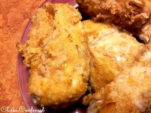 friedchicken31 Better than KFC Oven Fried Chicken