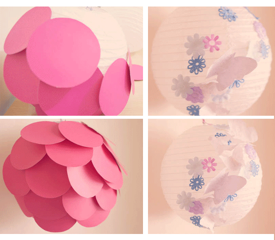 Diy paper lanterns for How to make paper lamp step by step
