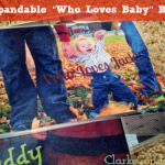 """Easy and Expandable """"Who Loves Baby"""" Book"""