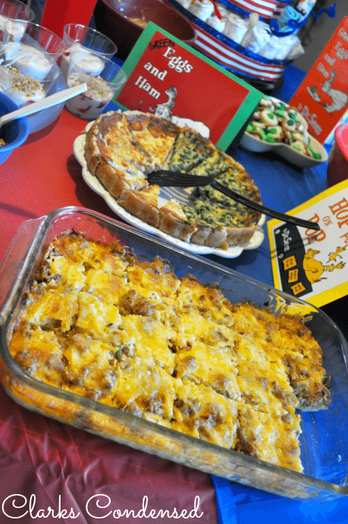 Easy Sausage and Egg Breakfast Casserole