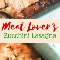 Zesty Zucchini Lasagna