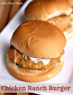 Chicken Ranch Burger 9 Tips For Taking a New Mom Meals