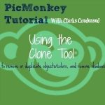 PicMonkey Made Easy: Using the Clone Tool