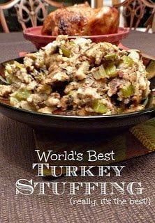 Turkey Stuffing 15 Unique Stuffing Recipes