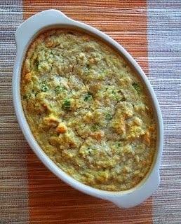 cornbread and onion stuffing 15 Unique Stuffing Recipes