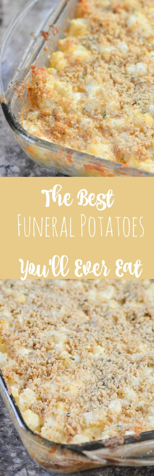 Yummy Potatoes (aka, Funeral Potatoes)