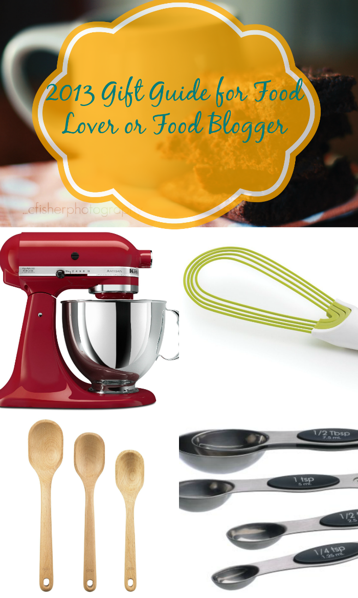 Gift Guide for a Food Lover