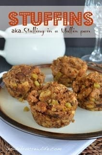 stuffing muffins 15 Unique Stuffing Recipes