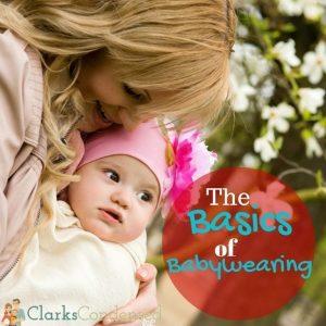 The Basics of Babywearing