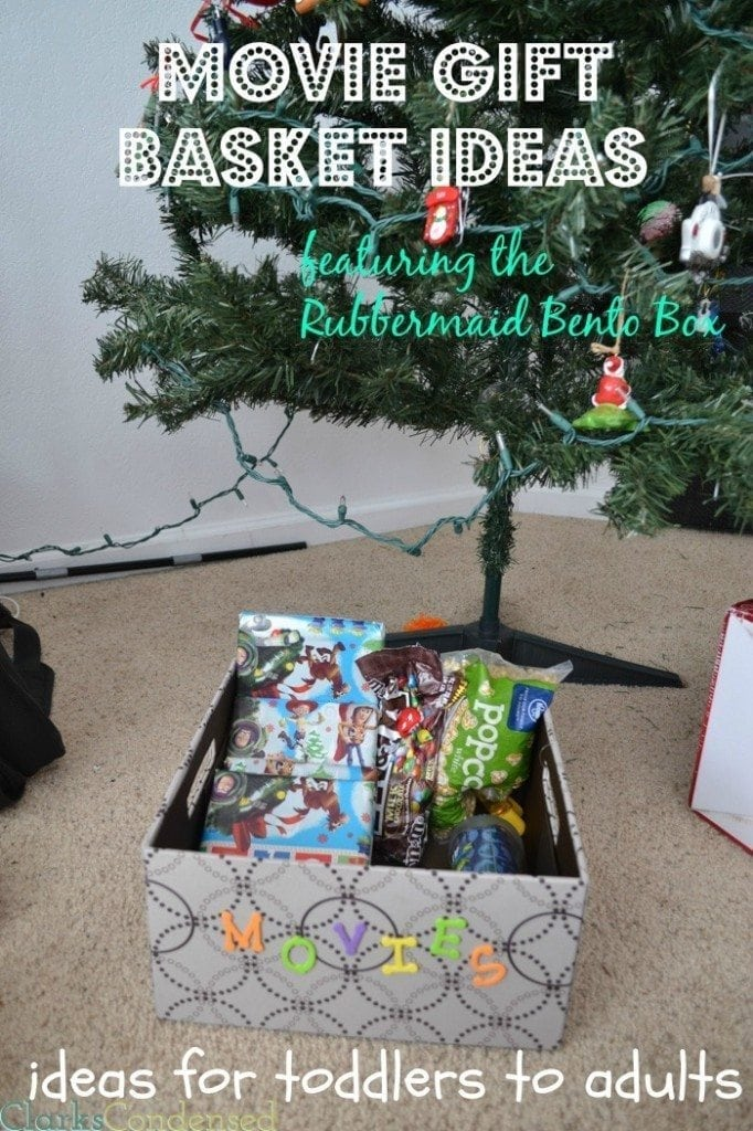 Christmas Gift Basket Ideas For Kids.Movie Gift Basket Ideas