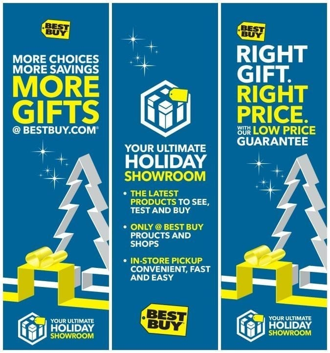 Best Buy: One Stop Christmas Shopping