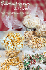 Gourmet Popcorn Recipes {{and gift idea}}