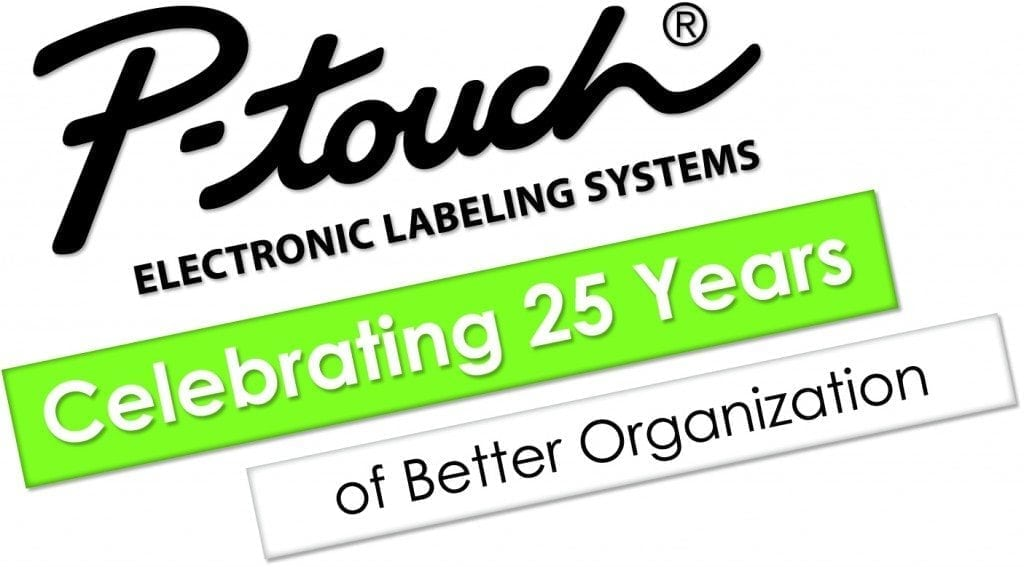 P-Touch 25th Anniversary