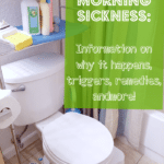 Tips for Managing Morning Sickness