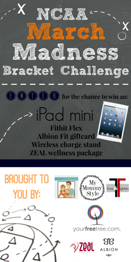 March Madness bracket challenge reszed