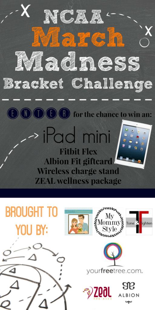 2014 March Madness Tournament Win An Ipad Mini
