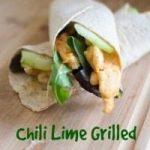 Copy Cat McDonald's Sweet Chili Lime McWrap