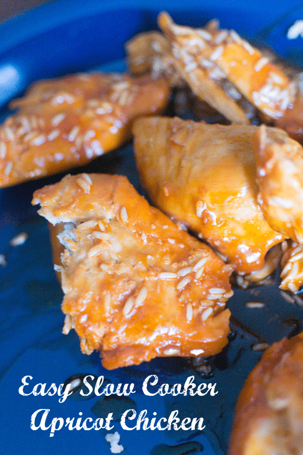 Sweet and tangy apricot chicken is perfect for easy, weeknight meals ...