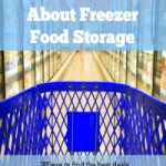 Everything You Need to Know About Freezer Food Storage