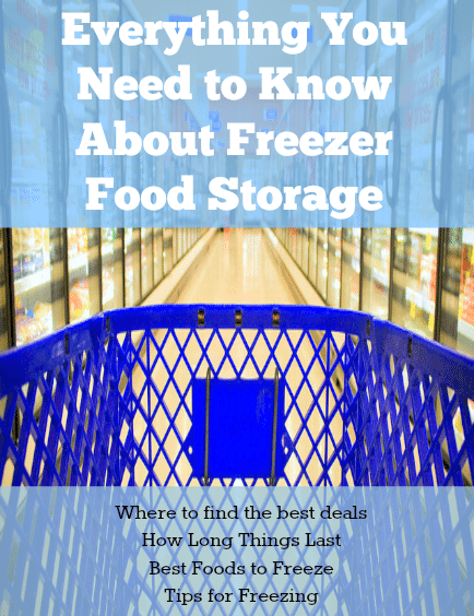 Everything you need to know about freezer food storage How long do things last in the freezer