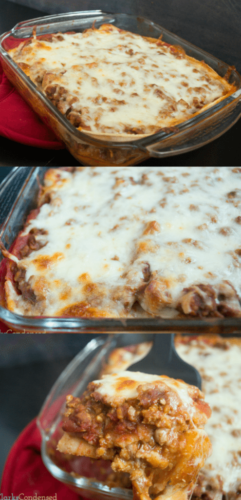 quick and delicious weeknight meal, this Mexican Taco Lasagna is ...