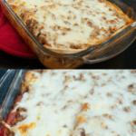 Mexican Taco Lasagna