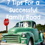 7 Tips for a Successful Family Road Trip