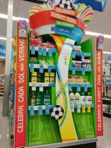 Celebrate Every Goal store shot
