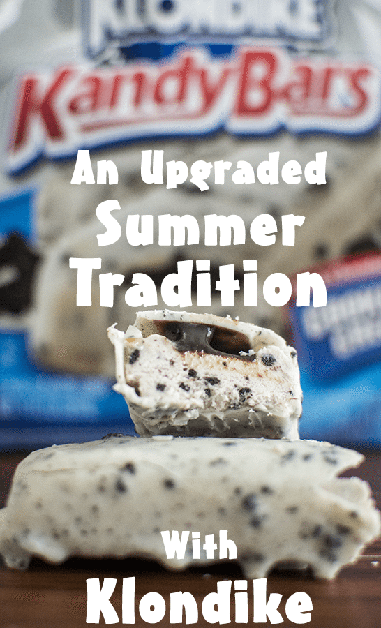 An Upgraded Summer Tradition with Klondike